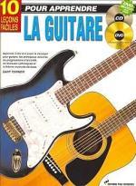 Lecons Faciles Pour Apprendre La Guitare (10) Sheet Music