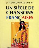 Un siecle de chansons francaises 1969-1979 Sheet Music