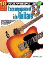 Lecons faciles pour apprendre l'accompagnement a la guitare (10) Sheet Music