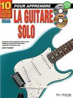 Lecons faciles pour apprendre le solo a la guitare (10) Sheet Music