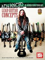Advanced Lead Guitar Concepts Sheet Music