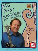 My First Mandolin Picking Songs Sheet Music