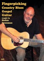 Fingerpickng Country Blues Gospel Guitar Sheet Music