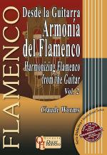 Harmonizing the Flamenco from the Guitar, Vol. 2 Sheet Music