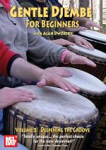 Gentle Djembe for Beginners, Volume 2 Sheet Music