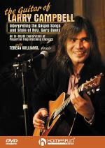 The Guitar of Larry Campbell Sheet Music