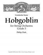 Hobgoblin for String Orchestra - Score Sheet Music