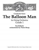 The Balloon Man for String Orchestra - Score Sheet Music