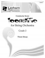 Toonerific for String Orchestra - Score Sheet Music