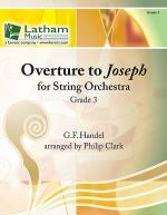 Overture to Joseph for String Orchestra Sheet Music