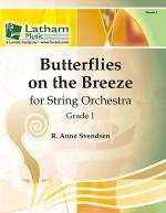 Butterflies on the Breeze for String Orchestra Sheet Music