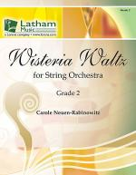Wisteria Waltz for String Orchestra Sheet Music