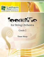 Toonerific for String Orchestra Sheet Music