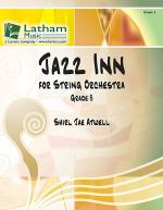 Jazz Inn for String Orchestra Sheet Music