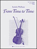 From Time to Time Sheet Music