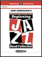 Beginning Jazz Band Collection-Drums Sheet Music