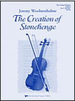 The Creation of Stonehenge Sheet Music