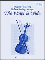 The Water is Wide Sheet Music
