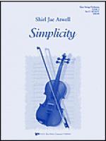 Simplicity Sheet Music