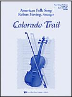Colorado Trail Sheet Music