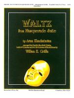 Waltz in Masquerade Sheet Music