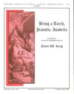 Bring a Torch, Jeanette, Isabella Sheet Music