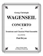 Concerto for Trombone & Classical Wind Ensemble Sheet Music