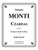 Czardas for Trumpet & Piano Sheet Music