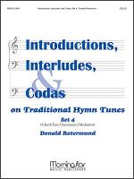 Introductions, Interludes, & Codas, Set 4 Sheet Music