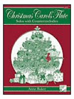 Christmas Carols for Flute Sheet Music