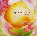 Hymns We Love to Sing, Vol. II Sheet Music