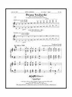 Bwana Awabariki (May God Grant You a Blessing) Sheet Music