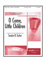 O Come, Little Children Sheet Music