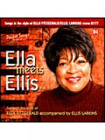 Ella Meets Ellis, Vol. 1: Songs in the style of Ella Fitzgerald accompanied by Ellis Larkins (Karaok Sheet Music