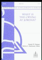 What Is the Crying at Jordan? Sheet Music
