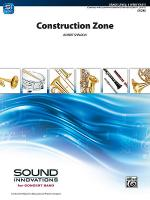 Construction Zone Sheet Music