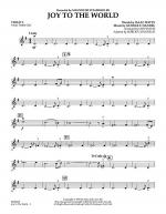Joy To The World - Violin 3 (Viola Treble Clef) Sheet Music