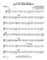 Joy To The World - Violin 3 (Viola Treble Clef) Sheet Music