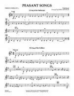 Peasant Songs - Violin 3 (Viola T.C.) Sheet Music
