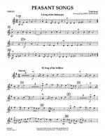Peasant Songs - Violin 1 Sheet Music