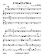 Peasant Songs - Violin 2 Sheet Music