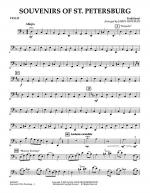 Souvenirs Of St. Petersburg - Cello Sheet Music
