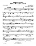 American Anthem (from The War) - Eb Alto Clarinet Sheet Music