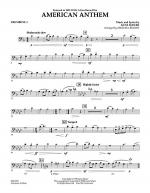 American Anthem (from The War) - Trombone 1 Sheet Music
