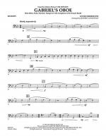 Gabriel's Oboe (from The Mission) - Bassoon Sheet Music