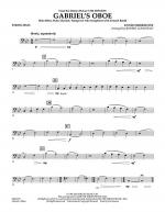 Gabriel's Oboe (from The Mission) - String Bass Sheet Music