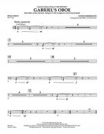 Gabriel's Oboe (from The Mission) - Percussion Sheet Music