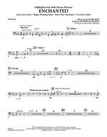 Highlights from Enchanted - Timpani Sheet Music