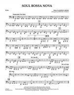 Soul Bossa Nova - Tuba Sheet Music