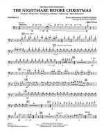 Selections from The Nightmare Before Christmas - Trombone 1 Sheet Music